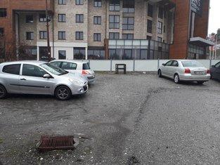 ŠEraton parking
