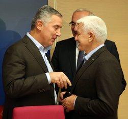 Duško Marković, Milo Đukanović