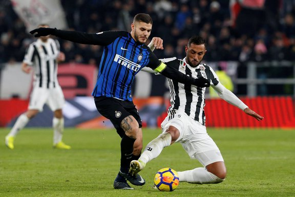 Juventus - Inter Serija A