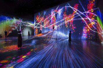 Muzej digitalne umjetnosti Tokio