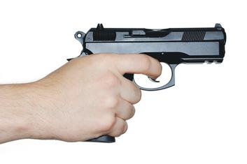 Pištolj, ubistvo, pucnjava