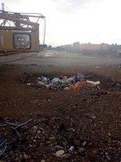 Stari aerodrom, smeće, Fidija
