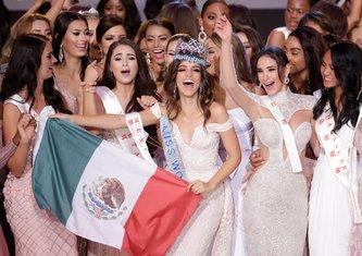 Mis svijeta 2018