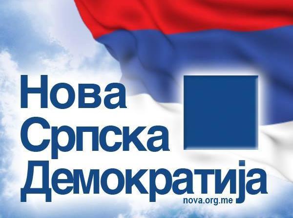 Nova srpska demokratija