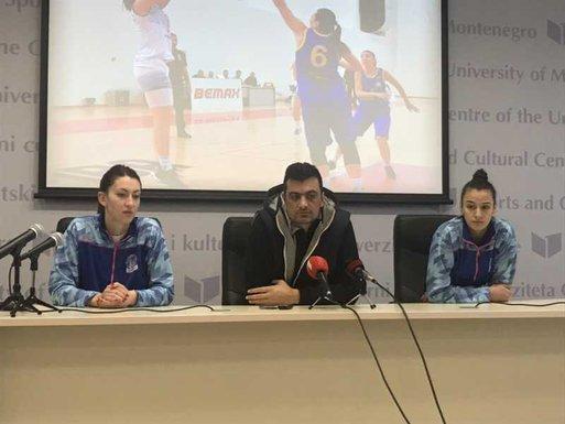 Nikolina Džebo, Goran Bošković, Milena Jakšić