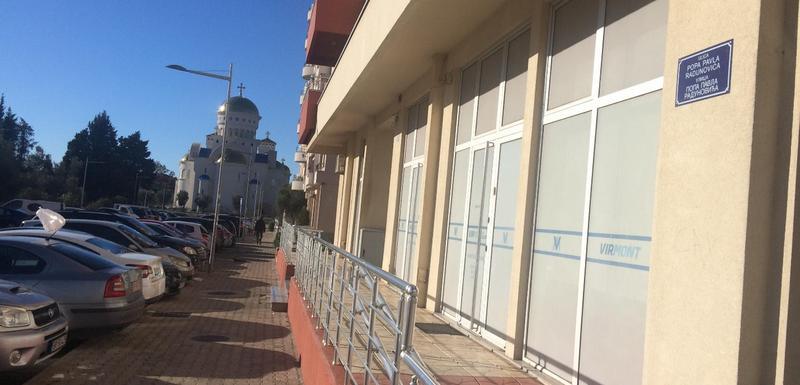 Ulica popa Pavla Radunovića, Bar