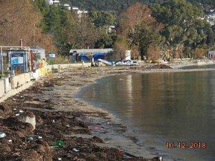 Herceg Novi plaže smeće