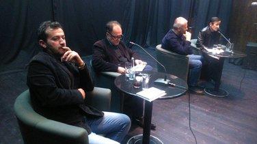 Promocija romana Slađan Blagojević