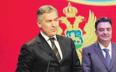 Milo Đukanović, Duško Knežević