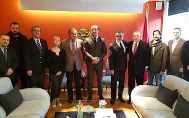 Sa sastanka u Ambasadi Crne Gore u Beogradu
