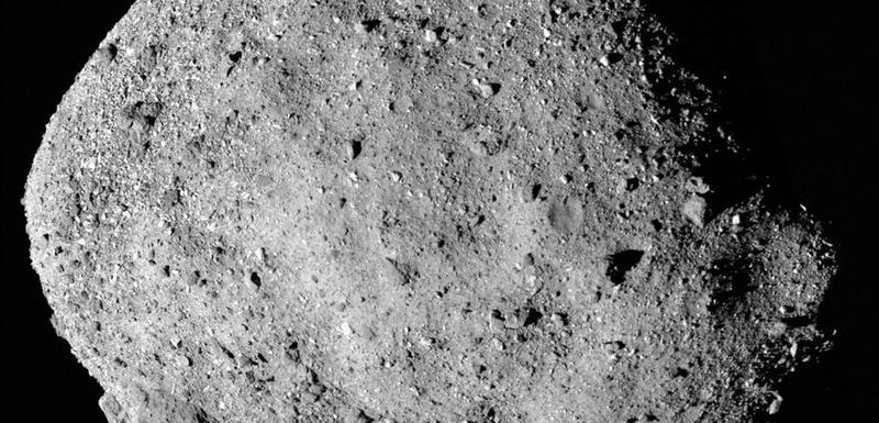 Asteroid Benu