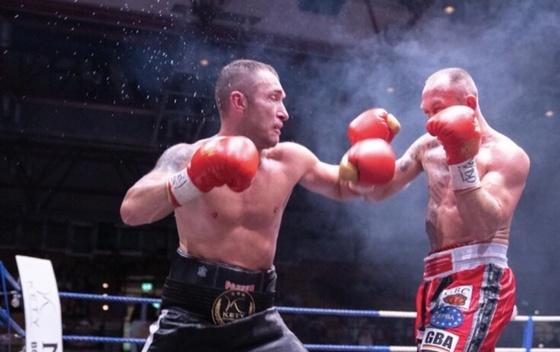 Radošević u ringu