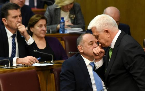 Premijer u Skupštini