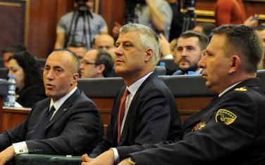 Sa jučerašnje sjednice parlamenta u Prištini