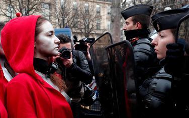 Francuska protesti