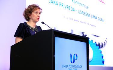 Donosioci odluka moraju biti svjesni posljedica: Svetlana Vuksanović