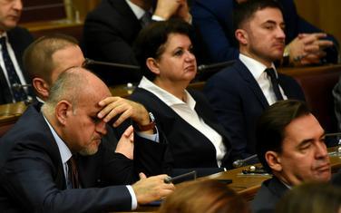 Ministri u Skupštini