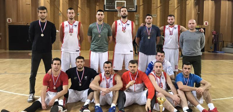 Košarkaška ekipa Fakulteta za sport i Fizičko vaspitanje