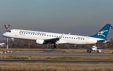 Najmlađi putnički avion