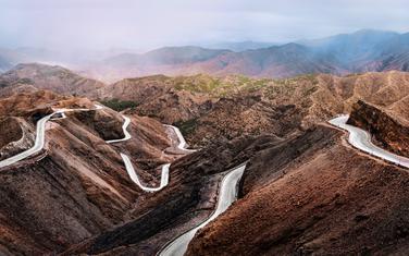 Atlaske planine (Ilustracija)