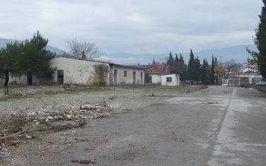 """Kasarna """"Morača"""""""