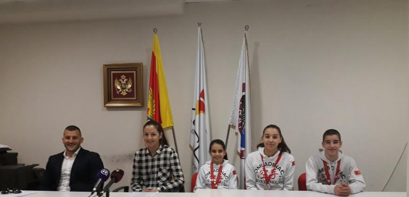 Tri zlata na Svjetskom kupu zaa KK Omladinac