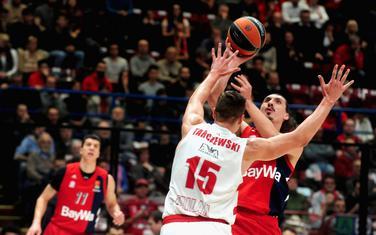 Nihad Đedović na meču sa Armanijem
