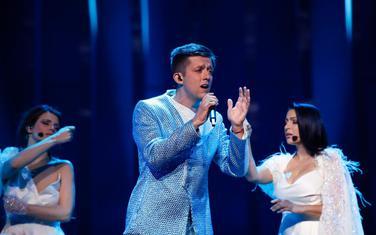 Ovogodišnji predstavnik Vanja Radovanović na Evroviziji