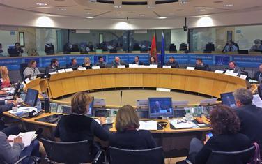 Sa sastanka Zajedničkog konsultativnog odbora između Evropske unije i Crne Gore