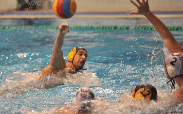 Sa utakmice Jadran - Primorac