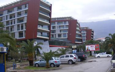 24. 11. 2011. Budva. Turističko-poslovni centar TQ Plaza