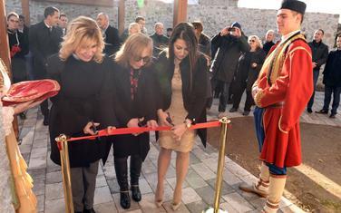 Otvaranje rodne kuće Rista Stijovića
