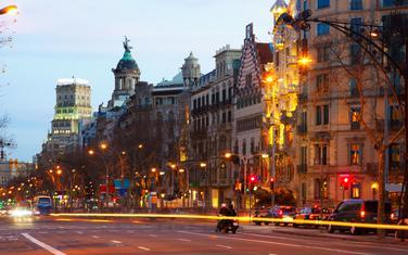 Detalj iz Barselone