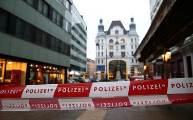 Sa mjesta napada u Beču