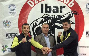Jusuf Nurković, Omer Nurković i Srđan Mrvaljević