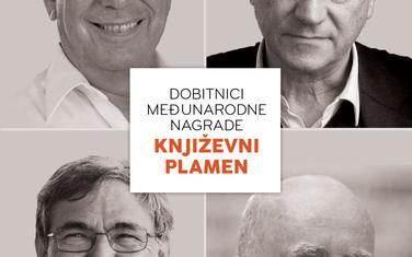 """Dobitnici međunarodne nagrade """"Književni plamen"""""""