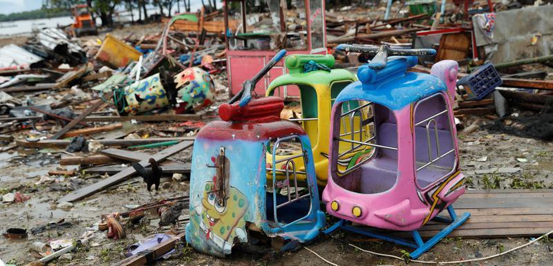Posljedice cunamija