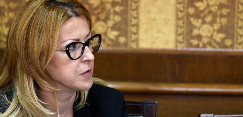 Ministarka Pribilović