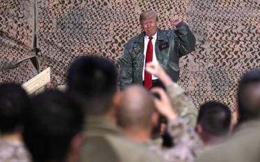 Tramp danas u Iraku