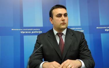 Načelnik CB Nikšić Žižić