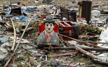 Dio uništenih predmeta