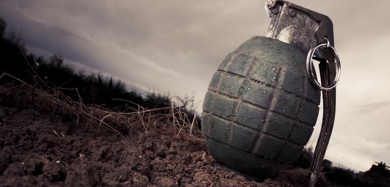 Iz tužilaštva tvrde da nema novih detalja u istrazi: Ručna bomba (ilustracija)
