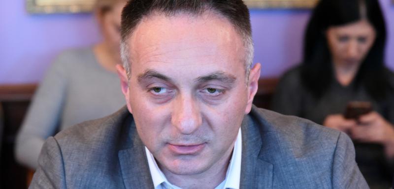 Traže njegovu smjenu: Šaranović