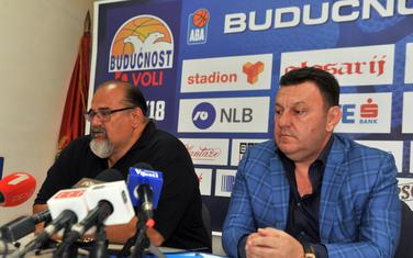 Aleksandar Džikić i Dragan Bokan