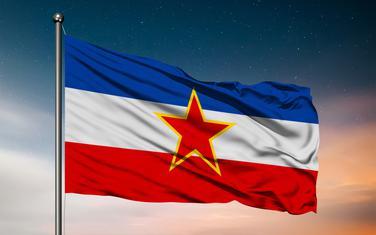 Zastava Socijalističke Federativne Republike Jugoslavije
