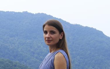 """Prva žena kojoj je dodijeljena nagrada """"Petar Lubarda"""": Milka Delibašić"""