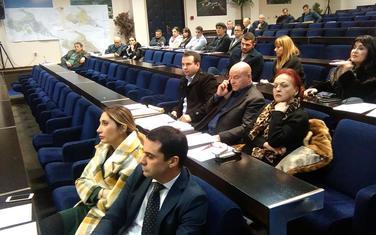 Sa sjednice lokalnog parlamenta