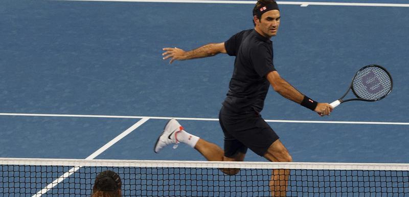 Sudar velikana: Federer i Vilijams