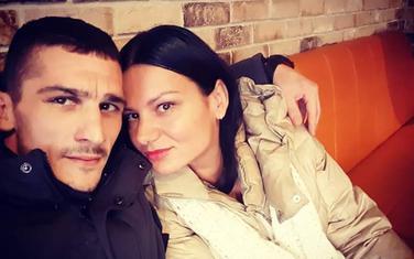 Edvin Škrijelj i Jelena Stanić