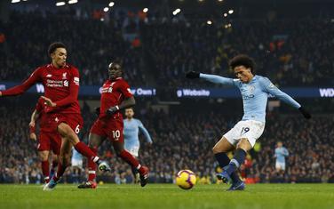 Liroj Sane postiže gol za pobjedu